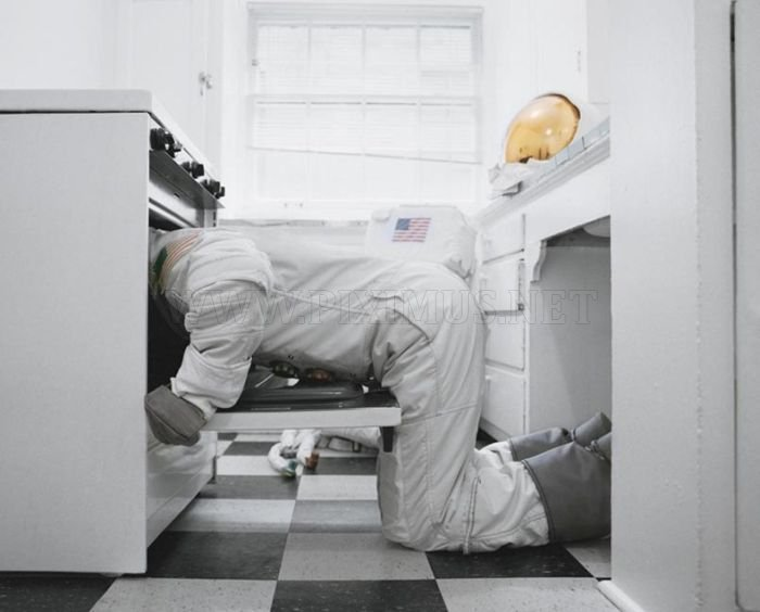 'Astronaut Suicides' by Neil DaCosta