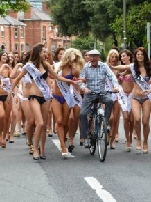 Sexy Miss Ireland Competition