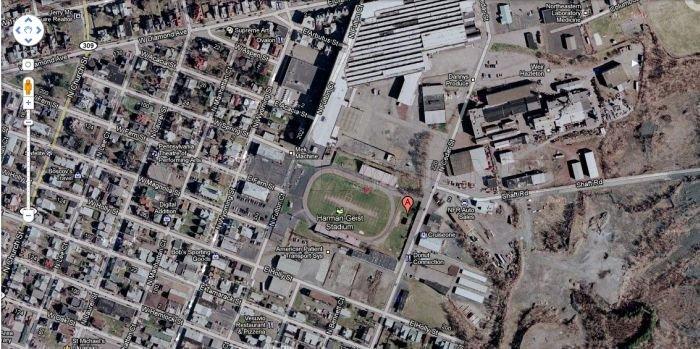 Harman Geist Stadium, Hazleton, Pennsylvania
