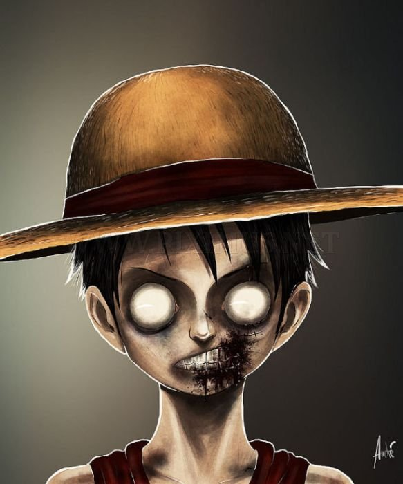 Zombie Cartoon Characters