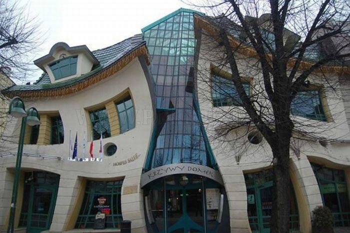 Unusual Houses