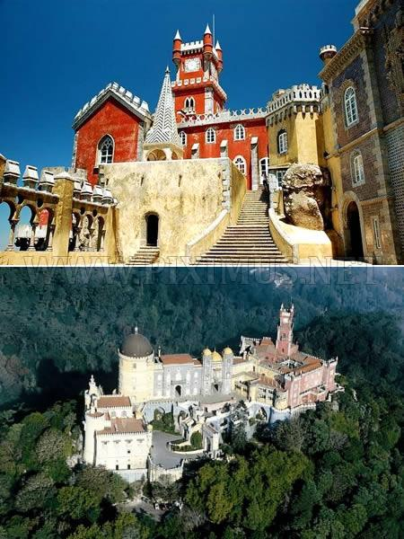 Most Fascinating Castles and Palaces