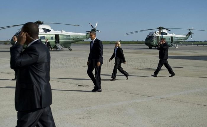 Obama's Bodyguards