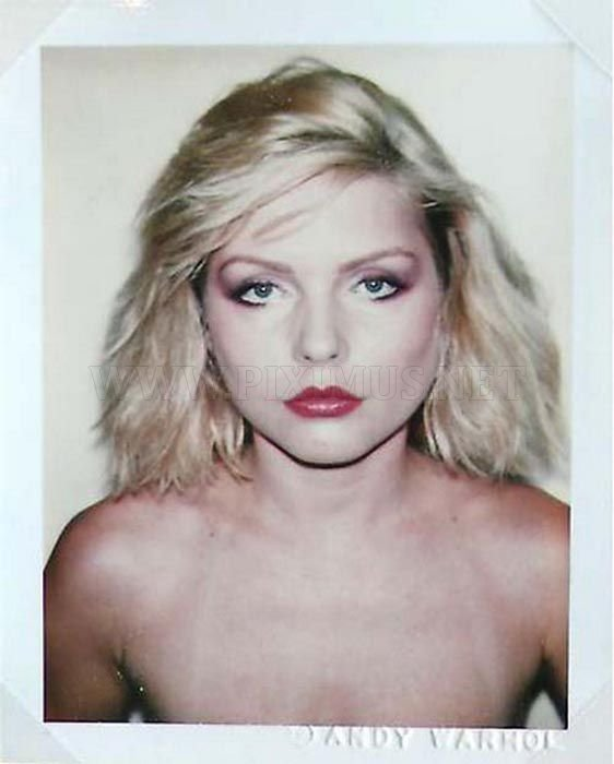 Portraits of Famous Celebrities by Andy Warhol