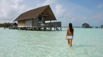 Cocoa Island Resort - luxury in the Maldives