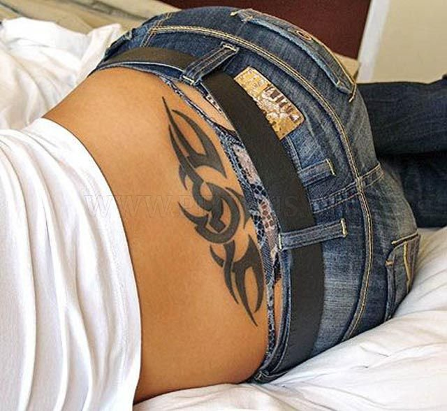 Hot Tramp Stamps