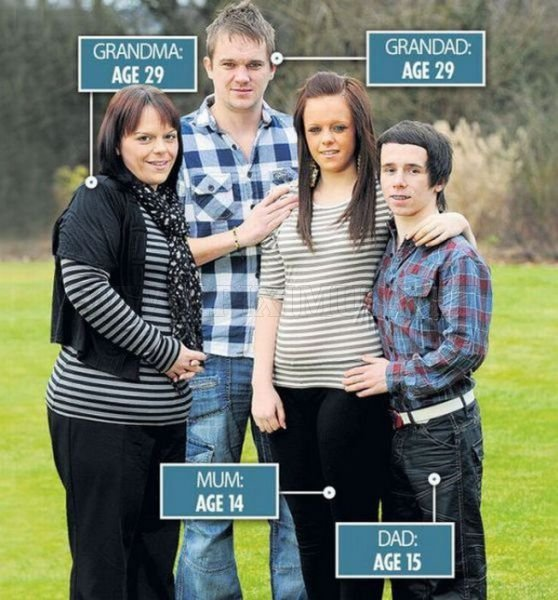 Is 29-Year-Old Brit The Youngest Grandfather Ever