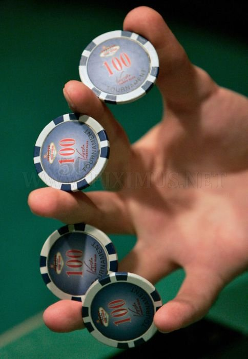 Poker Close-Ups