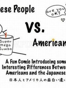 America And Japan: Comic Comparison