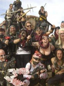 Mad Max Movie Photo Set