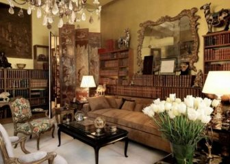 Coco Chanel's apartment in Paris