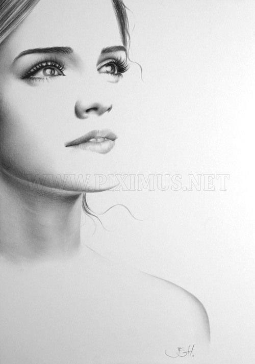 Celebrity Pencil Drawings   Celebrities Zac Efron