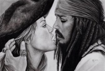 Celebrity Pencil Drawings