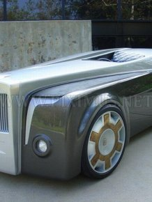 Rolls-Royce Apparition by Jeremy Westerlund