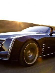 New Concept - Cadillac Ciel