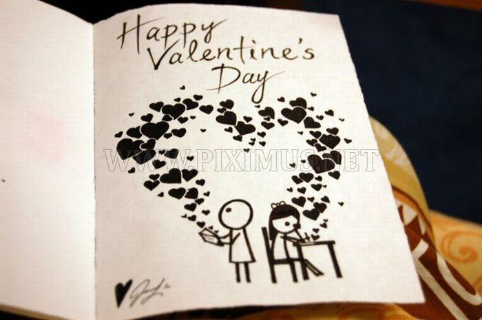 Valentines Day Card to Boyfriend  Others