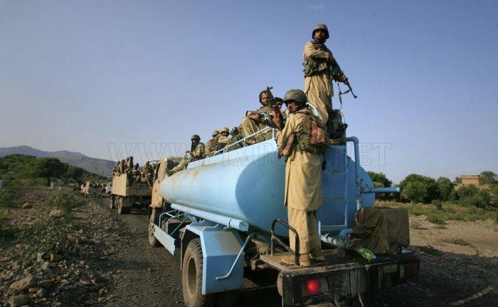 NATO Oil Tanker Exploded In Pakistan