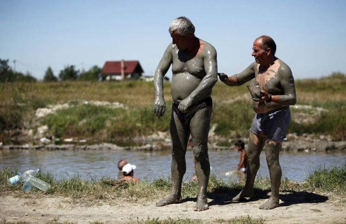 Mud Spa In Serbia