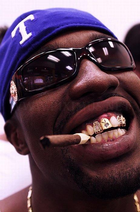 Hip Hop Gangsta Teeth Grillz