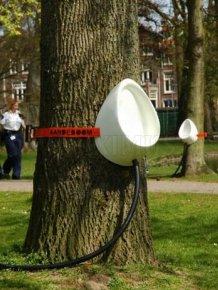 P-Tree Urinal