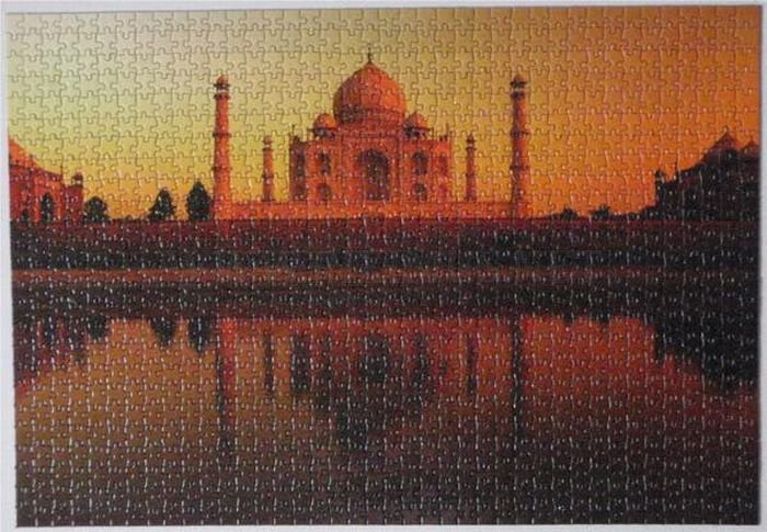 The World's Largest Puzzles
