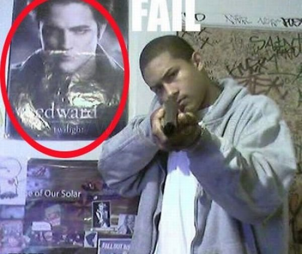 Hilarious Gangsta Fails