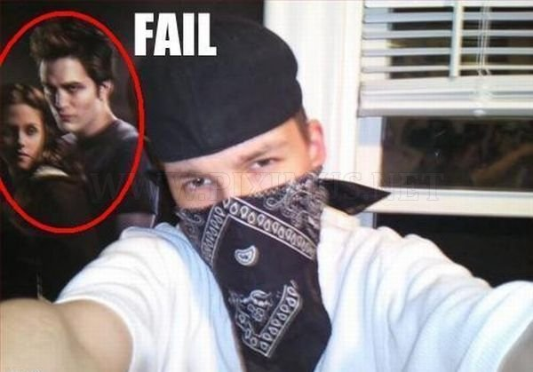Hilarious Gangsta Fails