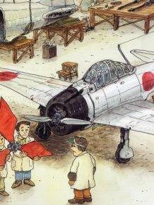 World War II - Japanese Zero Fighter
