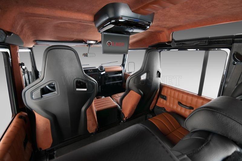 Land Rover Defender Oligarch Edition