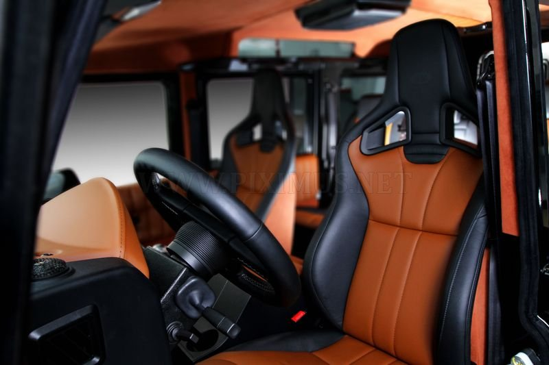 Land Rover Defender Oligarch Edition