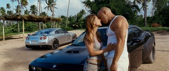 Scenes from the movie Fast 5, part 5