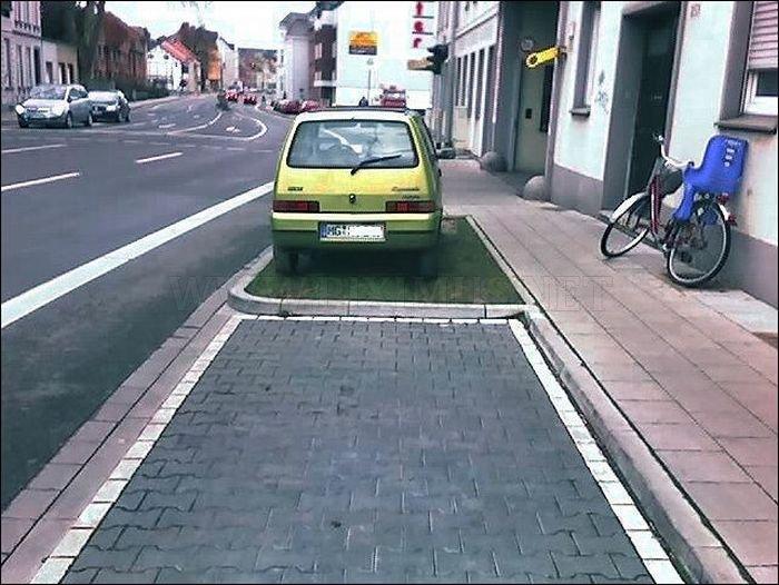 Epic Parking Fails