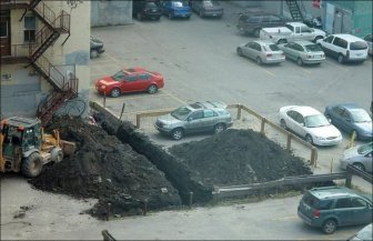 Epic Parking Fails