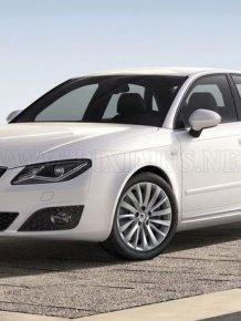 Seat Exeo - facelift