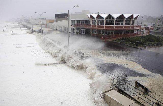 Scary Hurricane Irene