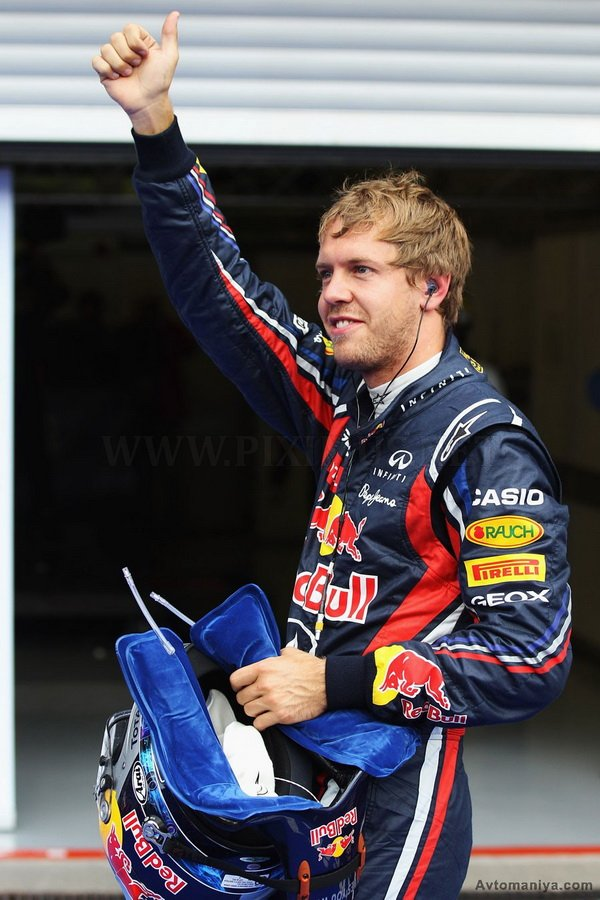 Behind the scenes of Grand Prix of Belgium 2011, part 2011