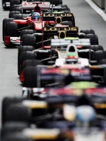 Behind the scenes of Grand Prix of Belgium 2011