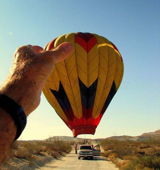 Great Forced Perspective Photography