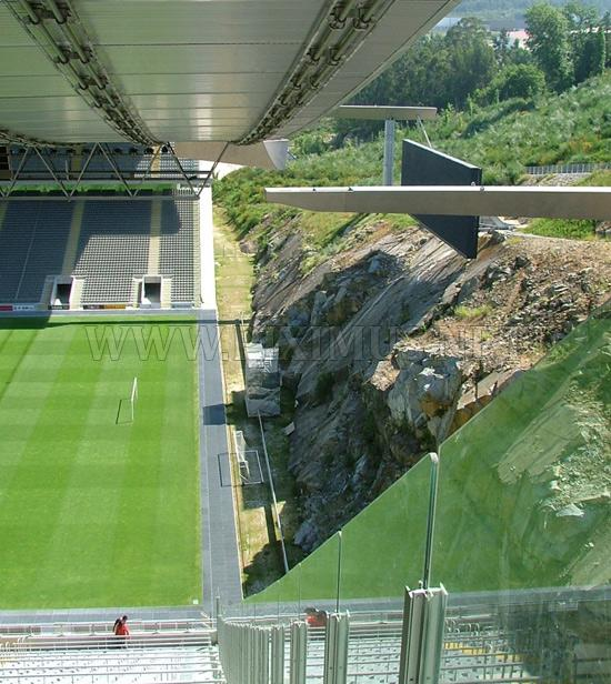 World's weirdest stadiums