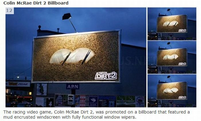 Innovative Outdoor Advertising Others