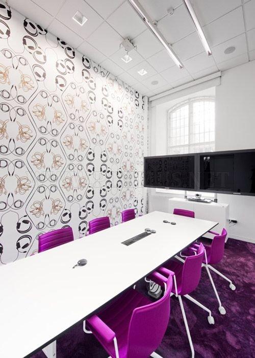Luxury Skype Office in Stockholm