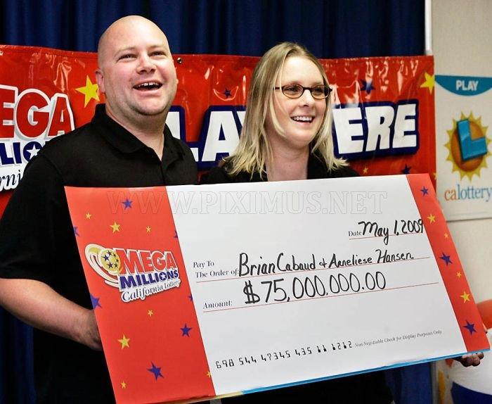 The Happiest Lottery Winners