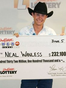 The Happiest Lottery Winners