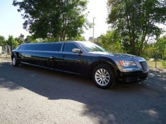 Limo of the new Chrysler 300