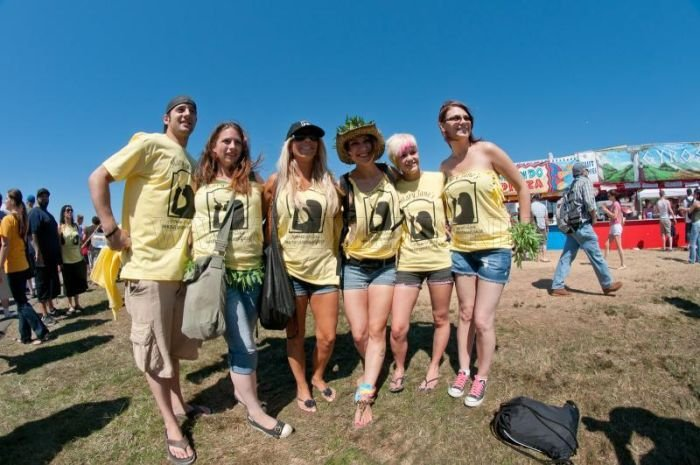 Seattle Hempfest 2011 , part 2011