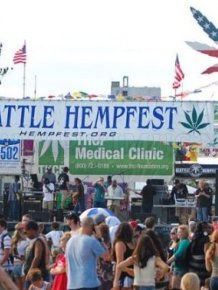 Seattle Hempfest 2011