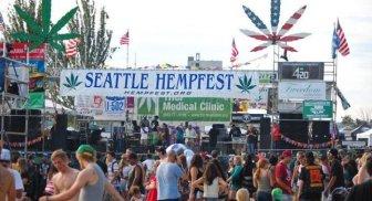 Seattle Hempfest 2011