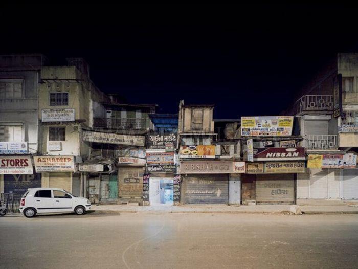 Ahmedabad at Night