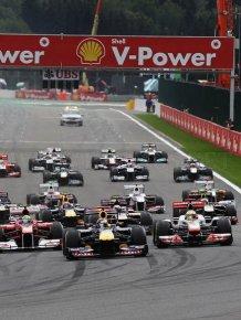 Belgian Grand Prix 2011
