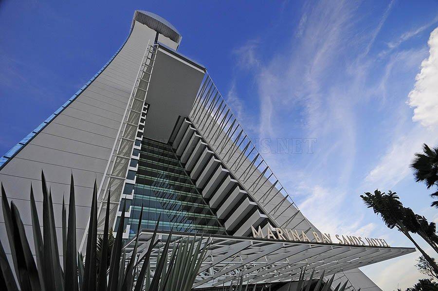 Singapore casino resort Marina Bay Sands